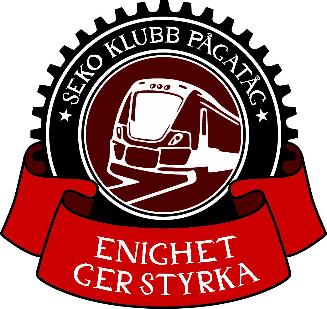 SEKO klubb Pågatåg